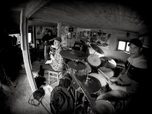 Die Schlagzeugecke