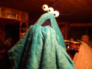 Jiip - Unser blauer Flausch-Außerirdischer