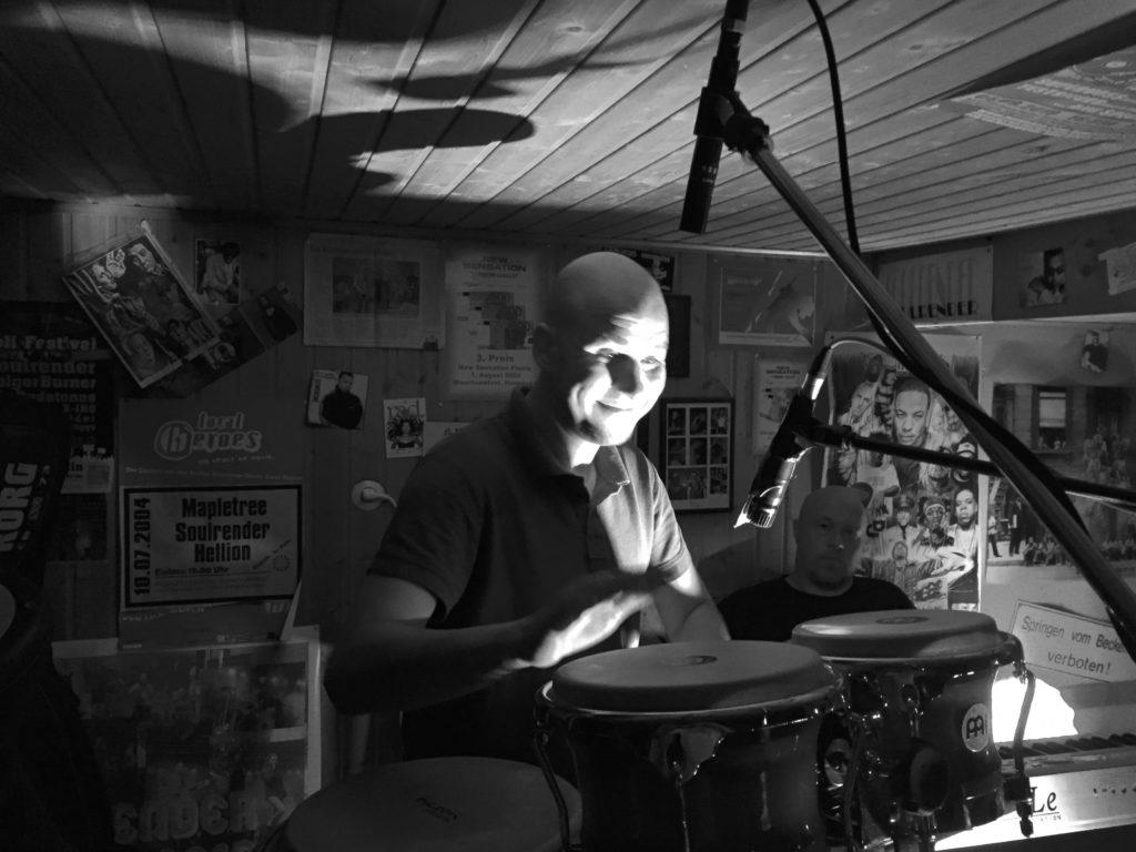 Ilja - Percussion